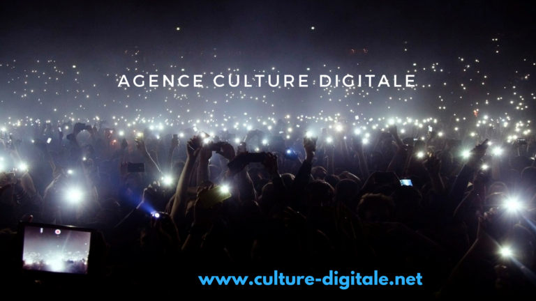 Contact Agence Culture Digitale www