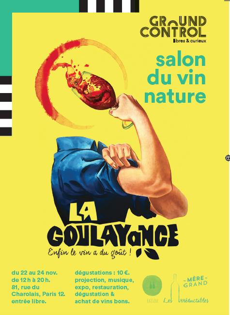 Mère Grand 2019 La Goulayance recto