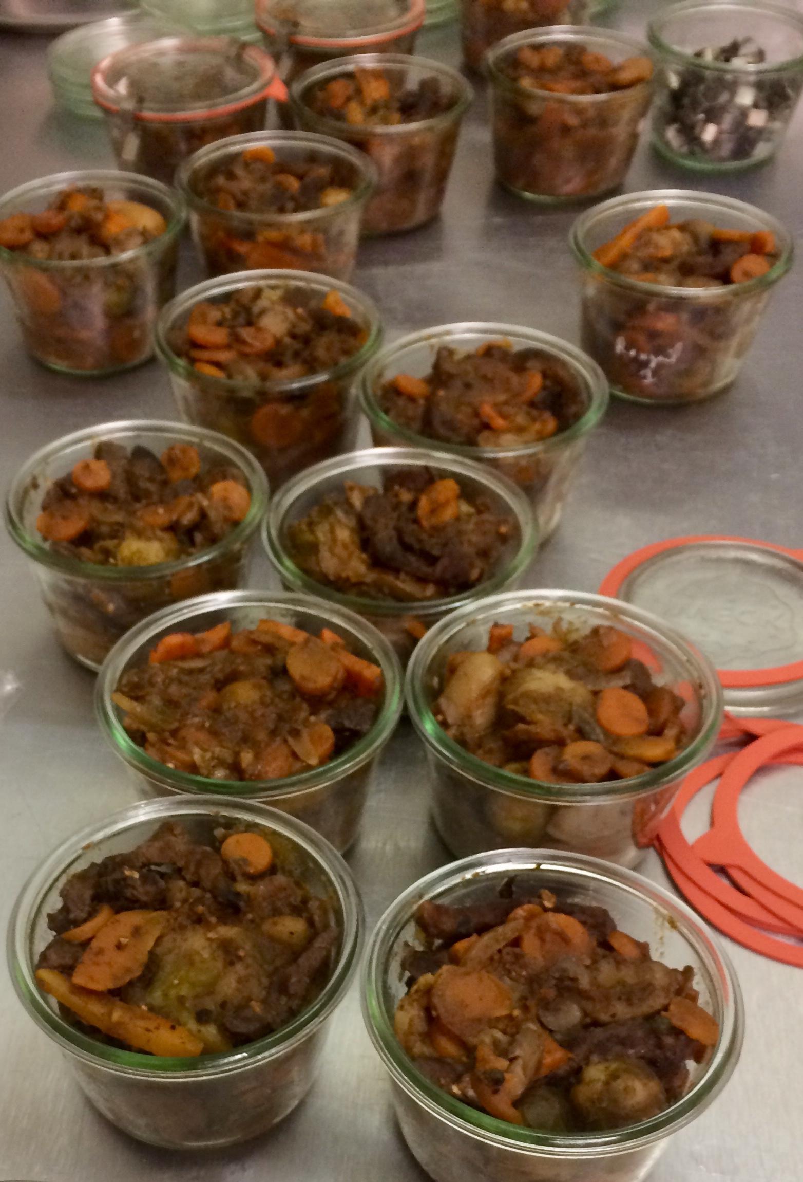 Émincé de Bœuf Curcuma & wok de légumes