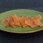 Chips de truite