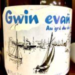 Gwin Evan Blanc «Au gré du vin»