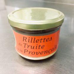 Rillettes De Truite Provençale