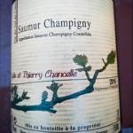 Saumur Champigny – Domaine Bourdin Chancelle