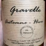 Gravelle – Haut Planty
